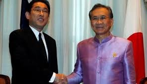 Thailand supports Japan's higher international role  - ảnh 1