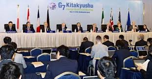 G-7 meeting discusses investment promotion  - ảnh 1