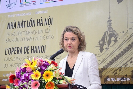 Director Claude Bourrin links Western and Vietnamese culture - ảnh 2