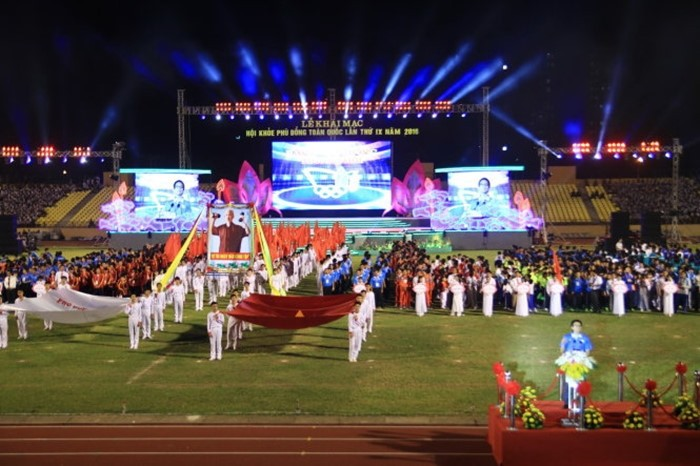 Vietnam's top 10 sports events of 2016 - ảnh 10