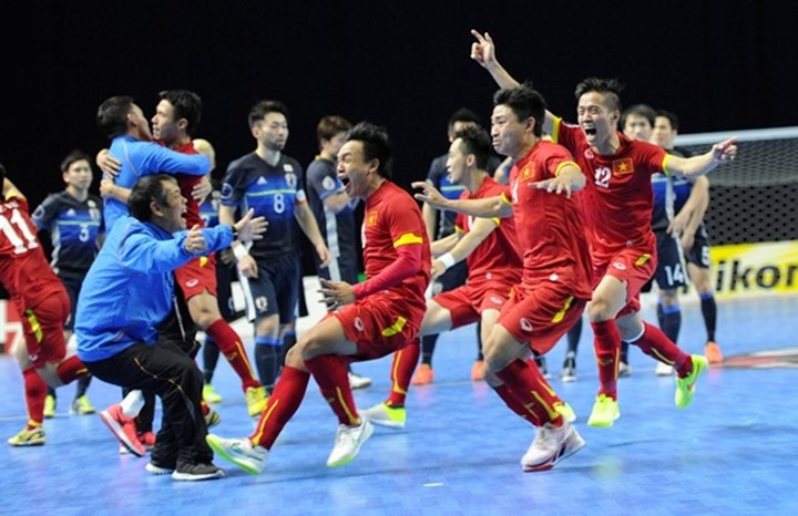 Vietnam's top 10 sports events of 2016 - ảnh 3