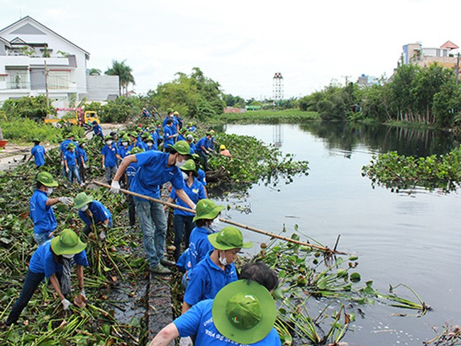 Ho Chi Minh City launches Green Summer Campaign 2017  - ảnh 1