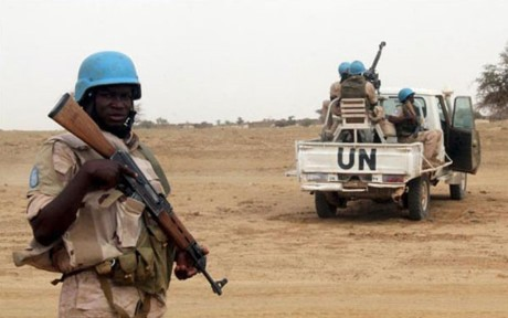 Three UN soldiers killed in northern Mali explosion - ảnh 1