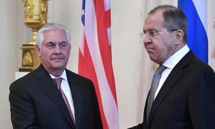 Russia, US discuss North Korea, Syria - ảnh 1