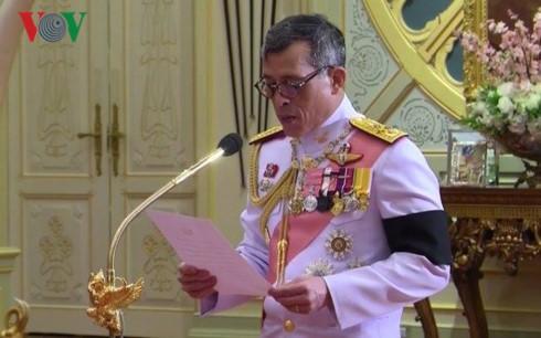 Thai King ratifies Organic Act on Political Parties - ảnh 1