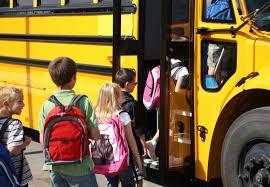 American yellow school bus  - ảnh 4