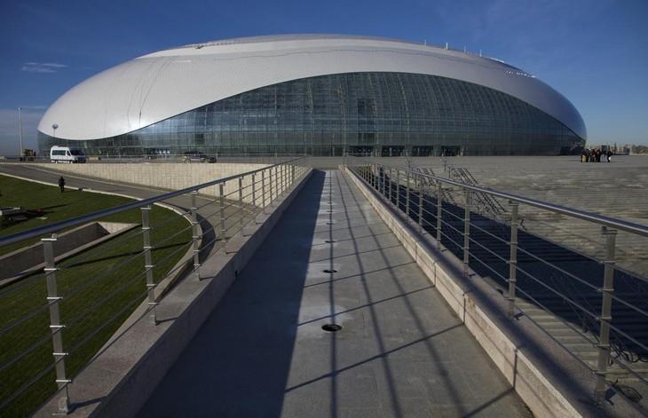 รัสเซียเสร็จสิ้นการเตรียมความพร้อมพิธีเปิดการแข่งขันกีฬาโอลิมปิกโซจีปี ๒๐๑๔ - ảnh 1