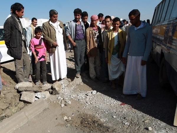 เจ้าหน้าที่ระดับสูงหน่วยข่าวกรองของเยเมนเสียชีวิตในเหตุลอบวางระเบิด - ảnh 1