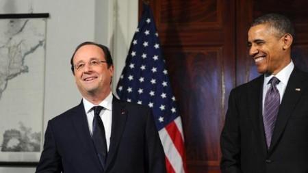 สหรัฐและฝรั่งเศสยืนยันถึงความสัมพันธ์พันมิตรที่มีมาช้านาน - ảnh 1