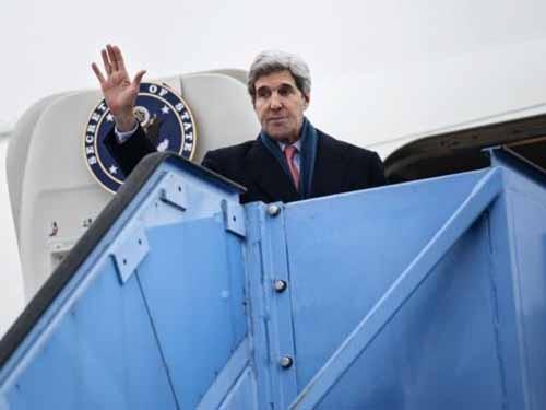 รัฐมนตรีว่าการกระทรวงการต่างประเทศสหรัฐเริ่มการเยือนภูมิภาคเอเชีย - ảnh 1