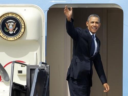 ประธานาธิบดีสหรัฐจะเดินทางไปเยือน๔ประเทศเอเชียในปลายเดือนเมษายน - ảnh 1
