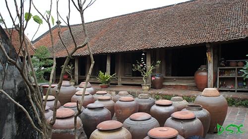 ยูเนสโกมอบรางวัลการอนุรักษ์มรดกวัฒนธรรมปี๒๐๑๓ให้แก่โครงการอนุรักษ์บ้านโบราณในหมู่บ้านโบราณเดื่องเลิม - ảnh 1