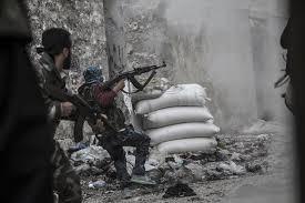 กองทัพและกองกำลังฝ่ายต่อต้านในซีเรียเห็นพ้องกันเกี่ยวกับข้อตกลงหยุดยิง - ảnh 1