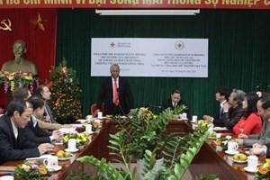 เวียดนามและสหรัฐผลักดันความร่วมมือในกิจกรรมด้านมนุษยธรรม - ảnh 1