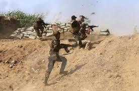 กองทัพซีเรียสังหารมือปืนกว่า๑๐๐คน - ảnh 1