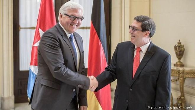 คิวบาและเยอรมนีฟื้นฟูความสัมพันธ์ร่วมมือทวิภาคี - ảnh 1