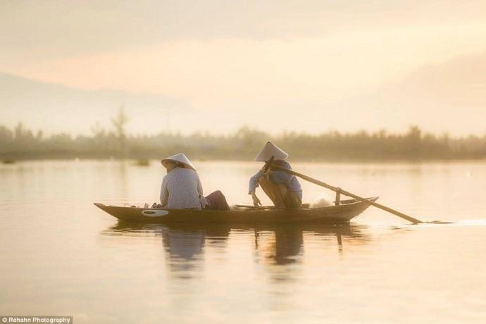 ความงามของเวียดนามจากมุมมองของช่างภาพฝรั่งเศส - ảnh 6