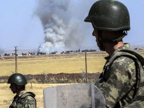 ความตึงเครียดในเขตชายแดนระหว่างตุรกีกับซีเรีย - ảnh 1