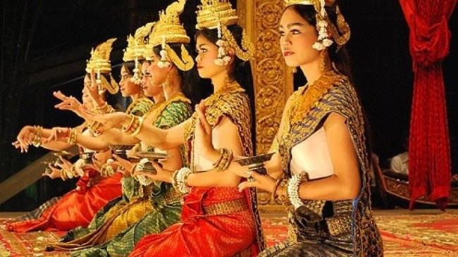 ชุดฟ้อนรำต่างๆของประเทศอาเซียน - ảnh 13
