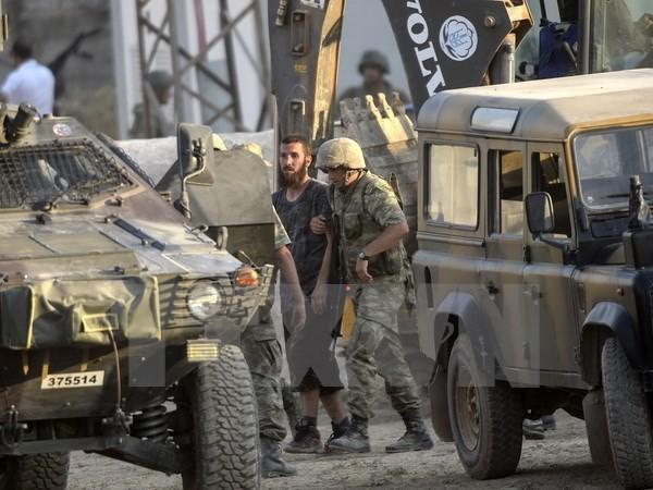 เยอรมนีออกคำเตือนเกี่ยวกับความเสี่ยงที่จะเกิดการโจมตีในตุรกี - ảnh 1