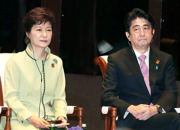 ญี่ปุ่นและสาธารณรัฐเกาหลีเห็นพ้องที่จะจัดการเจรจาสุดยอด - ảnh 1