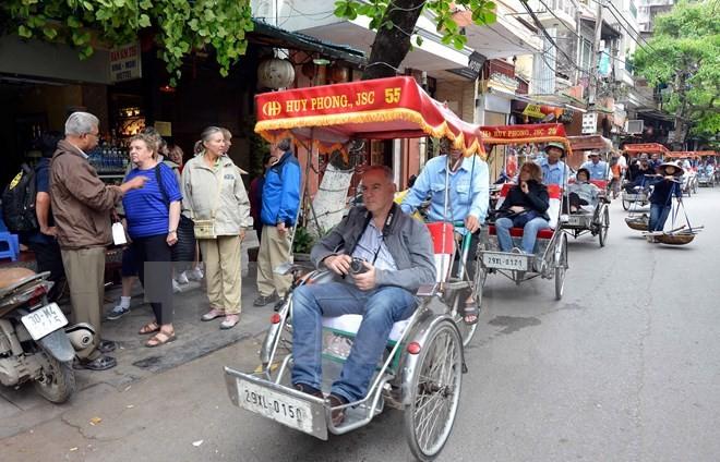 กรุงฮานอยจะต้อนรับนักท่องเที่ยว๓.๘ล้านคนในปี๒๐๑๖ - ảnh 1