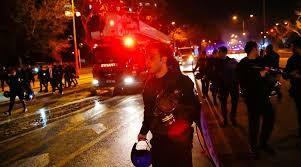 ตุรกีประกาศว่า ผู้ก่อเหตุระเบิดในกรุงอังการามีความสัมพันธ์กับกองกำลังชาวเคิร์ด - ảnh 1