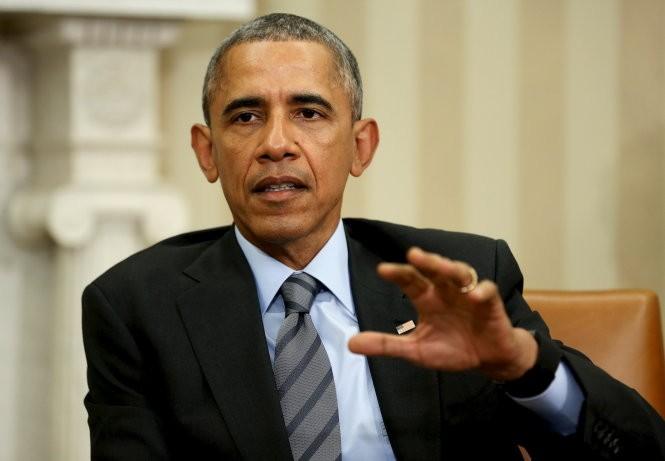 ประธานาธิบดีสหรัฐเสร็จสิ้นการเยือนประเทศอาร์เจนตินา - ảnh 1