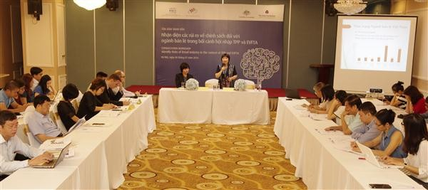 นักลงทุนทั้งภายในและต่างประเทศชื่นชมตลาดขายปลีกของเวียดนาม - ảnh 1