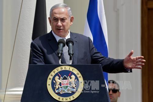 ปาเลสไตน์และอิสราเอลคัดค้านรายงานของกลุ่ม๔ฝ่าย - ảnh 1