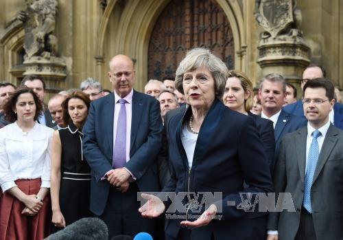 นางเทเรซาเมย์จะขึ้นดำรงตำแหน่งนายกรัฐมนตรีอังกฤษคนใหม่ - ảnh 1