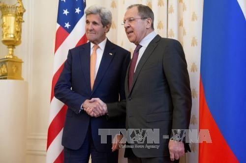 รัฐมนตรีต่างประเทศสหรัฐจะเดินทางไปเยือนรัสเซีย - ảnh 1
