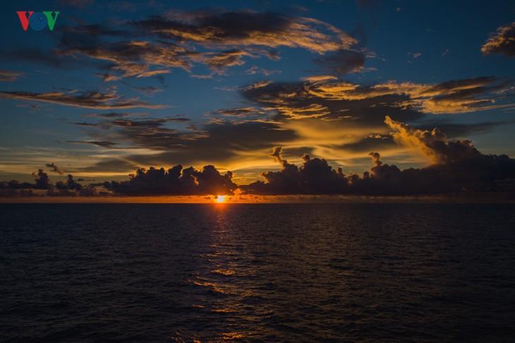 ความสวยงามของหมู่เกาะเจื่องซา - ảnh 1