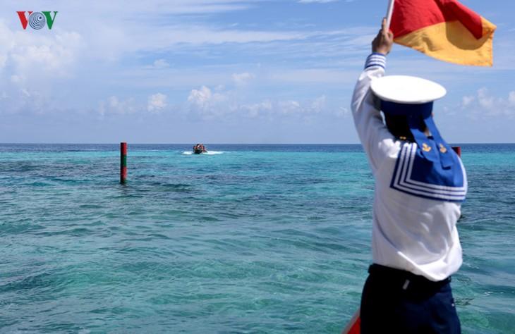 ความสวยงามของหมู่เกาะเจื่องซา - ảnh 6