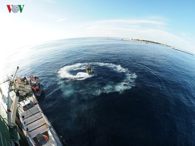 ความสวยงามของหมู่เกาะเจื่องซา - ảnh 11