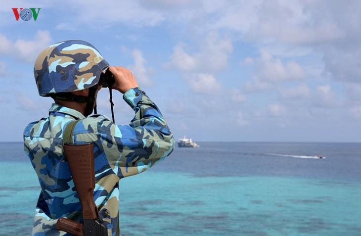 ความสวยงามของหมู่เกาะเจื่องซา - ảnh 12