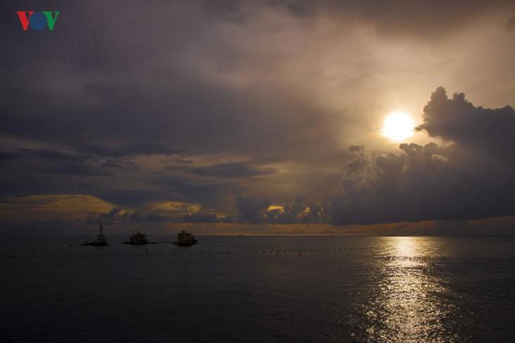 ความสวยงามของหมู่เกาะเจื่องซา - ảnh 2