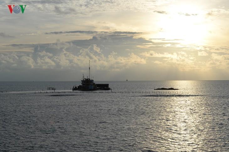 ความสวยงามของหมู่เกาะเจื่องซา - ảnh 3