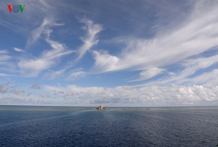 ความสวยงามของหมู่เกาะเจื่องซา - ảnh 4