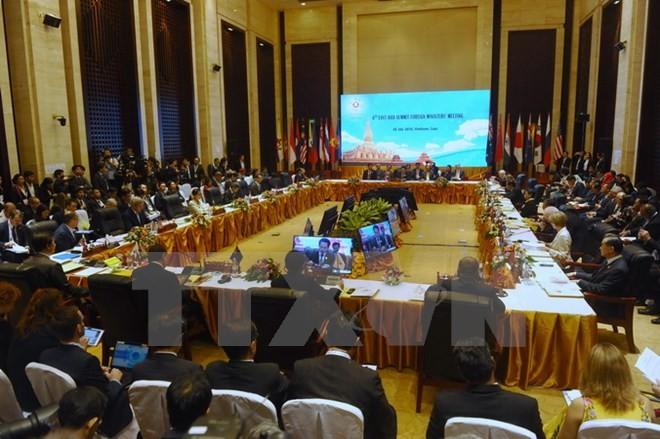 EASมีส่วนร่วมสำคัญต่อสันติภาพและเสถียรภาพในภูมิภาค - ảnh 1