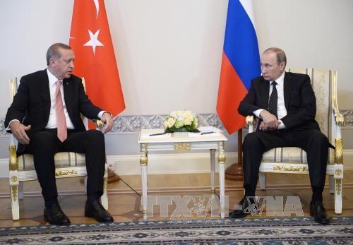 รัสเซียยกเลิกคำสั่งห้ามเที่ยวบินเช่าเหมาลำไปยังตุรกี  - ảnh 1