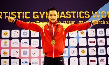 นักกีฬาเวียดนามคว้าเหรียญทองในการแข่งขันกีฬาระหว่างประเทศต่างๆ - ảnh 1