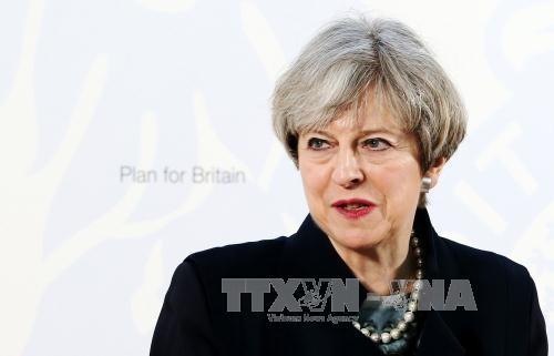 อังกฤษพร้อมที่จะเริ่มกระบวนการ Brexit - ảnh 1