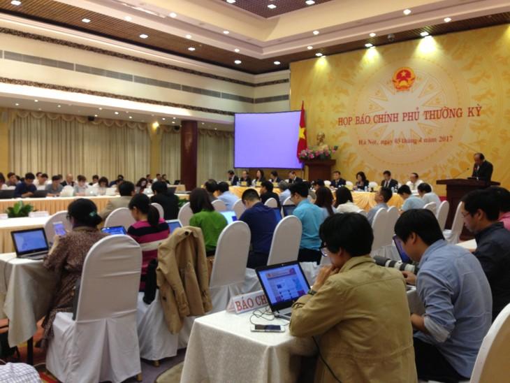 อัตราการขยายตัวทางเศรษฐกิจของเวียดนามในไตรมาสที่๑มีเสถียรภาพ - ảnh 1