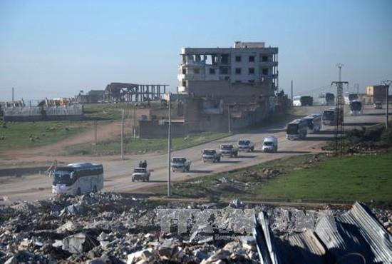 อียูอนุมัติยุทธศาสตร์แก้ไขวิกฤตในประเทศซีเรีย  - ảnh 1