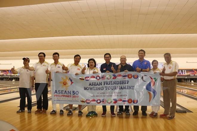 การแข่งขันกีฬากระชับมิตรระหว่างประเทศสมาชิกอาเซียน - ảnh 1