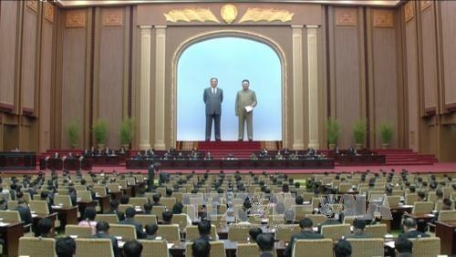 รัฐสภาสาธารณรัฐประชาธิปไตยประชาชนเกาหลีฟื้นฟูการจัดตั้งคณะกรรมาธิการวิเทศสัมพันธ์แห่งรัฐสภา - ảnh 1