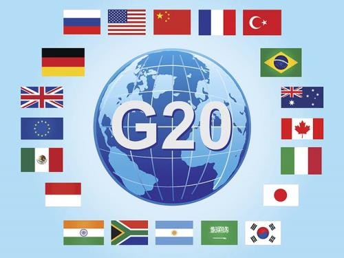 การประชุมจี20ยืนยันบทบาทการกำหนดโลกแห่งความเชื่อมโยง - ảnh 1
