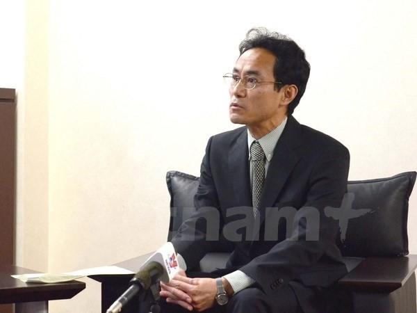 ญี่ปุ่นชื่นชมความพยายามของเวียดนามในฐานะประเทศเจ้าภาพของการประชุมผู้นำเอเปก2017 - ảnh 1