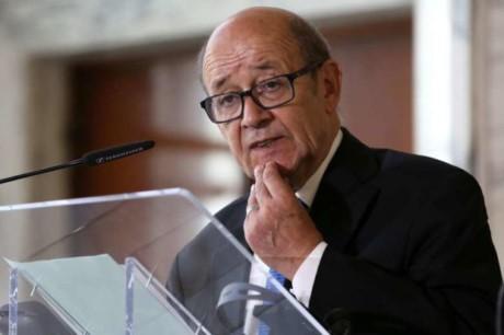 ฝรั่งเศสเรียกร้องให้ประเทศอาหรับแก้ไขวิกฤตผ่านการสนทนา - ảnh 1